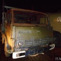 Омич продал чужой сгоревший КамАЗ за 90 тысяч рублей