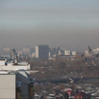 Смог накрыл часть Омской области