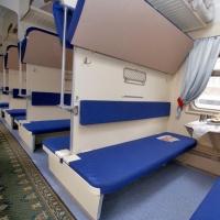 Вагонное депо Омск получило 20 новых плацкартных вагонов