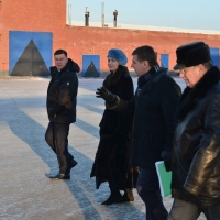 Мэр Омска Оксана Фадина предложила говорить вместо проблем ПАТП об их решении