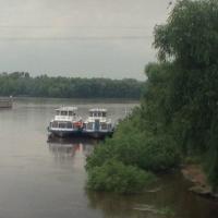 Транспортная прокуратура проверяет причины столкновения катера и теплохода на Иртыше