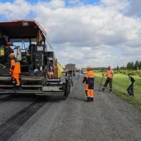 Дорожники Омской области пытаются освоить оставшиеся 20% денежных средств