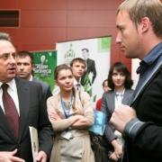 Владимир Нарольский стал одним из лучших на Всероссийском конкурсе предпринимателей