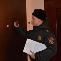 «Росводоканал Омск» и служба судебных приставов провели совместный  рейд в посёлке Береговом