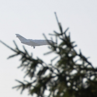Из-за тумана над Омском самолеты не смогли приземлиться вовремя