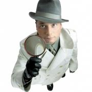 Работа для детектива