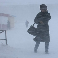 В праздничные выходные в Омской области будет по-зимнему холодно
