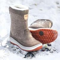 Супертеплая обувь ECCO для сибирских холодов