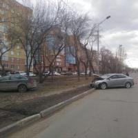 В Омске пьяный водитель выехал на встречку