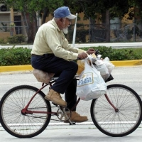 60-летний омич угнал велосипед «Космос» с Космического проспекта