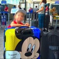 Омские приставы разыскали трехлетнюю гражданку Франции, перевезенную в Омск матерью
