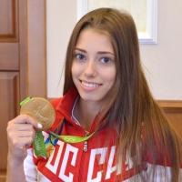 Омская художественная гимнастка получила от Виктора Назарова 3 миллиона рублей за олимпийское золото