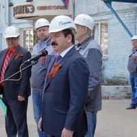 На заводе «Омский каучук» произвели 3-миллионную тонну высокооктановой добавки к топливу