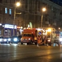 Разметка на многих омских улицах не появится из-за отсутствия денег