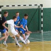 В Омске пройдет чемпионат KFC по мини-футболу