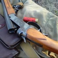 Омич едва не застрелился из собственного ружья