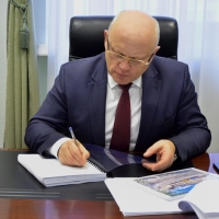 Виктор Назаров поддержал программу сотрудничества омских вузов с РАН