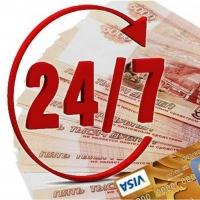Где можно получить кредит круглосуточно?