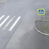 Прокуратура обязала омский дептранспорта установить пешеходный переход на 13-й Комсомольской