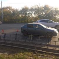 На омской магистрали сбили мальчика