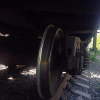 Житель Омской области уснул на железнодорожных путях