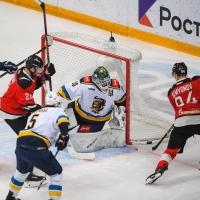 Омскому «Авангарду» не засчитали две шайбы в игре с ХК «Сочи»
