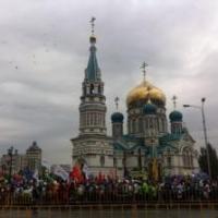 """Омские бегуны лидируют на """"Сибирском международном марафоне"""""""