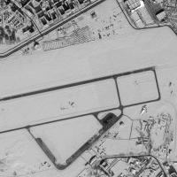 Новый российский спутник первым делом сфотографировал аэропорт Омска