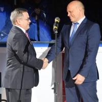 Виктор Назаров станет еще одним представителем Омска на Матче звезд КХЛ