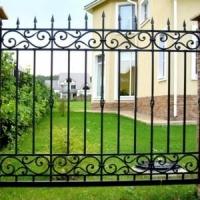 Пять причин купить кованый забор
