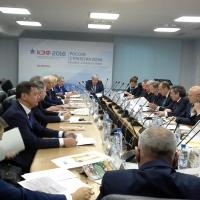 Омский опыт используют при разработке Стратегии развития Сибири