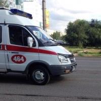 В Центральном округе Омска автоледи на «Тойоте» врезалась в пассажирский микроавтобус