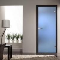 Выбор межкомнатных стеклянных дверей