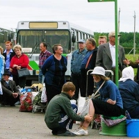 В Омске отменили дачные маршруты № 38, № 194 и № 168 с заменой