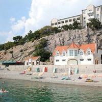 «Сосновая роща» - один из лучших курортных отелей Южного берега Крыма