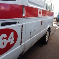 В омском дворе водитель внедорожника сбил трехлетнюю девочку