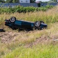 Под Омском в ДТП погиб 17-летний пассажир