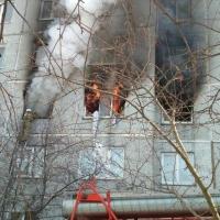 После взрыва газа в Омске в больнице оказались два человека