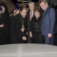 Епископ Тихон провел экскурсию по историческому парку в Омске