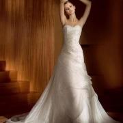 Свадебное платье...