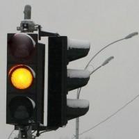 Изменения в работе установленного в центре Омска светофора  привели к пробкам