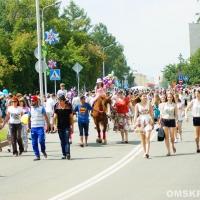 Сегодня Омск празднует День города