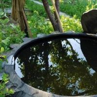 Житель Омской области утонул в покрышке с водой