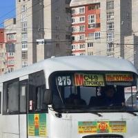 В Омске маршрут №275 остался без автобусов