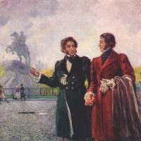 Пушкин позвал омичей ночью гулять по Арбату