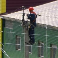 Омские энергетики отрабатывают действия при ЧС