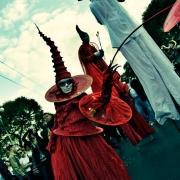 В День города горожанам показали театральный Омск