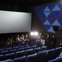 Кинотеатр «Первомайский» не был введен в эксплуатацию, хотя сеансы там уже шли