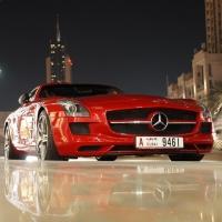 Где в Дубай арендовать Mercedes-Benz