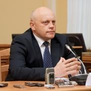 Назаров улетел к Путину в Бурятию